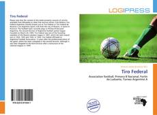 Bookcover of Tiro Federal
