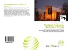 Capa do livro de Theodora Komnene, Duchess of Austria