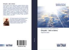 Borítókép a  Chryste - Jak w domu - hoz