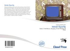 Bookcover of István Gyurity