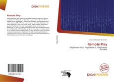 Bookcover of Remote Play