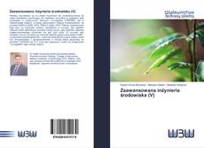 Обложка Zaawansowana inżynieria środowiska (V)
