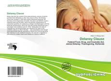 Delaney Clause kitap kapağı