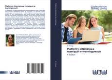 Bookcover of Platformy internetowe rozwiązań e-learningowych