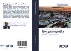Capa do livro de Skutki gospodarcze ASM w okręgu Taita Taveta w Kenii