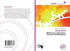 Portada del libro de Gray Card