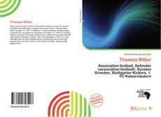 Обложка Thomas Ritter