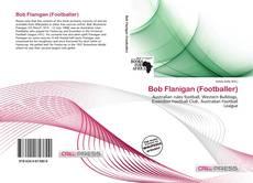 Portada del libro de Bob Flanigan (Footballer)