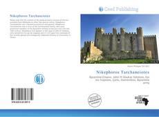 Portada del libro de Nikephoros Tarchaneiotes