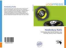 Capa do livro de Hawkesbury Radio