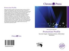 Bookcover of Protection Profile