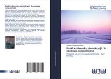 Portada del libro de Kroki w kierunku demokracji: 3-osobowa racjonalność