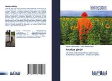 Bookcover of Analiza gleby