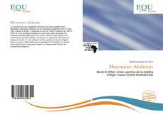 Couverture de Merouane Abdouni