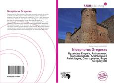 Bookcover of Nicephorus Gregoras