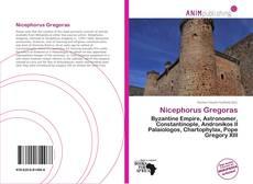 Portada del libro de Nicephorus Gregoras