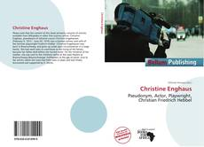 Bookcover of Christine Enghaus