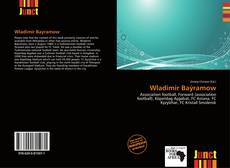 Bookcover of Wladimir Baýramow