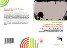 Обложка Saison 2010-2011 du Toulouse Football Club