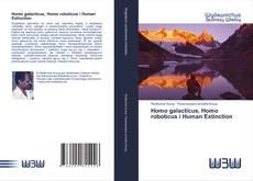 Обложка Homo galacticus, Homo roboticus i Human Extinction