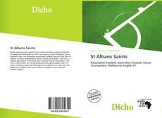 St Albans Saints kitap kapağı