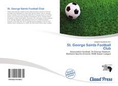 Buchcover von St. George Saints Football Club