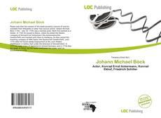 Обложка Johann Michael Böck