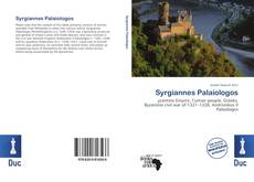 Bookcover of Syrgiannes Palaiologos