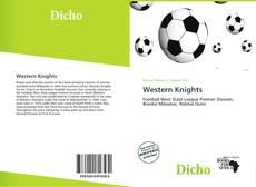 Portada del libro de Western Knights