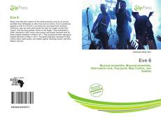 Bookcover of Eve 6