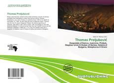 Bookcover of Thomas Preljubović
