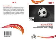 Bookcover of Ricardo Batista