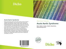 Bookcover of Acute Aortic Syndrome