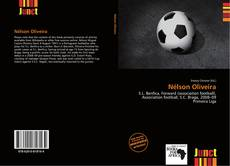 Capa do livro de Nélson Oliveira