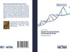 Portada del libro de Zespół Sanjada-Sakati-Richardsona-Kirka