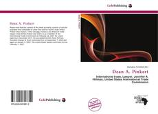 Bookcover of Dean A. Pinkert