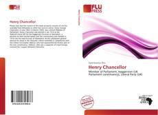 Buchcover von Henry Chancellor