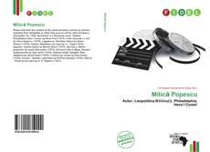Bookcover of Mitică Popescu