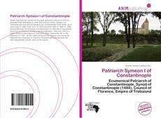 Buchcover von Patriarch Symeon I of Constantinople
