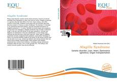 Bookcover of Alagille Syndrome