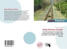 Ruby Railway Station的封面