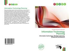 Capa do livro de Information Technology Planning