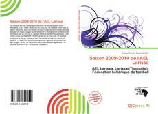 Portada del libro de Saison 2009-2010 de l'AEL Larissa