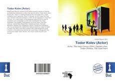 Portada del libro de Todor Kolev (Actor)