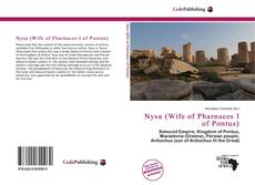 Bookcover of Nysa (Wife of Pharnaces I of Pontus)