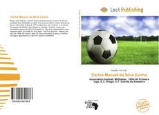 Capa do livro de Carlos Manuel da Silva Cunha