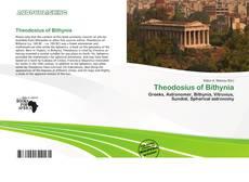 Couverture de Theodosius of Bithynia