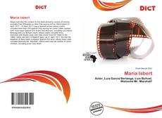 Bookcover of María Isbert
