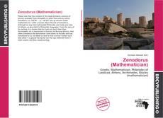 Bookcover of Zenodorus (Mathematician)
