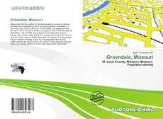 Bookcover of Greendale, Missouri